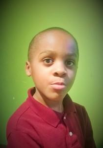 Lucas age 8